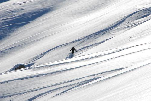 Ski de randi - Freissinière - 2007 - © Régis Hocdé